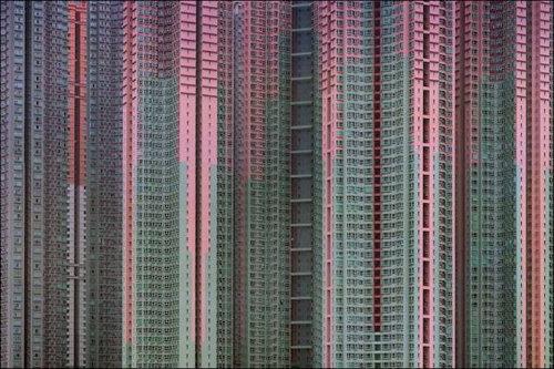 香港の集合住宅03