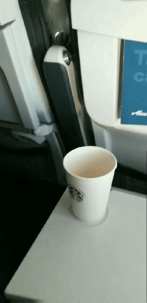 飛行機でスナックを分けるしかないとき02