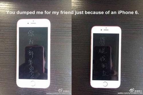 iPhoneを9つ買って元彼女に送りつける01