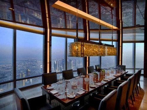 世界の絶景レストラン53