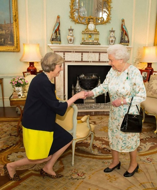 イギリス王室のルール02