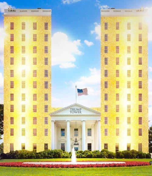 「もうホワイトハウスを変えちまえ!」08