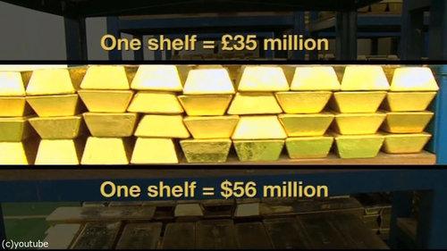 30兆円の金塊07