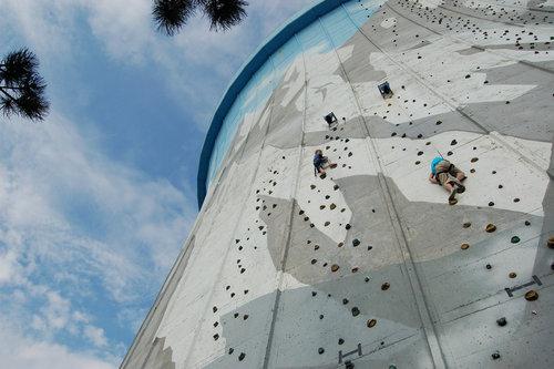 カルカー遊園地の壁03