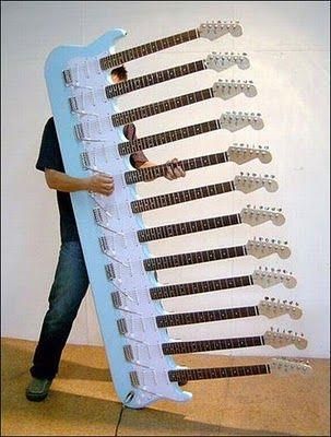 面白ギター11