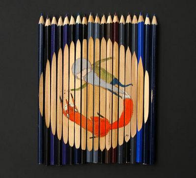 鉛筆アート09