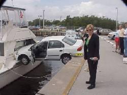 私は駐車が下手です13