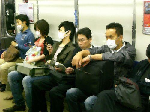日本のマスク文化00