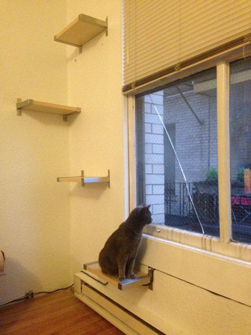 猫のための棚01