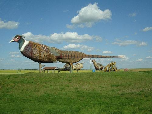 ノースダコタの彫像04