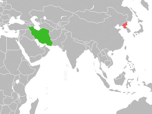 北朝鮮とイラン