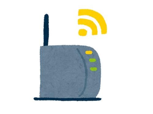 Wi-Fiルーターのハッキング00