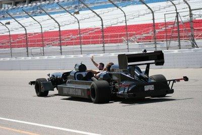F1みたいなリムジン03