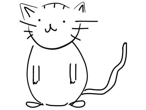 猫が記念撮影の嫌がらせをするとき00