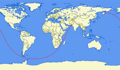 世界地図いろいろ19