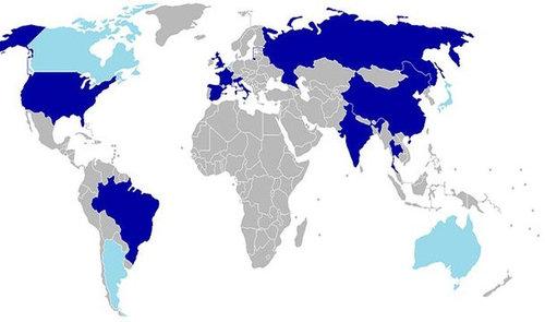 世界地図いろいろ21