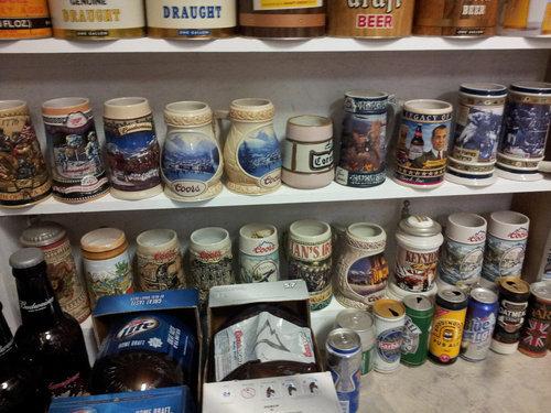 ビール缶のコレクション 025