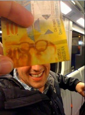 紙幣の肖像画と合体16