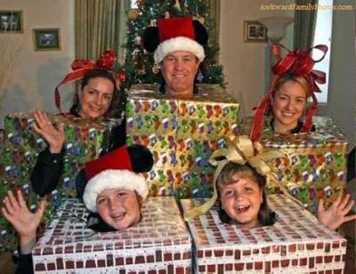 クリスマスの変な写真02