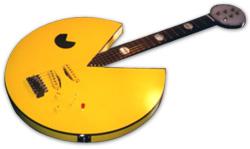 パックマン・ギター1