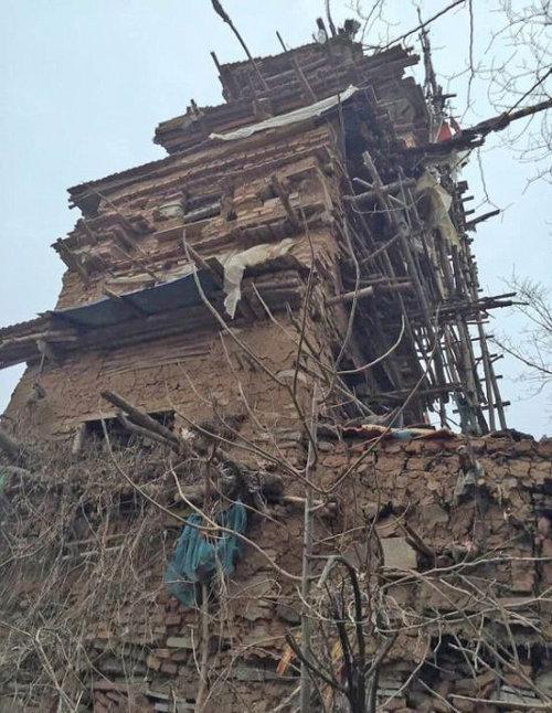 中国の7階建ての建物05
