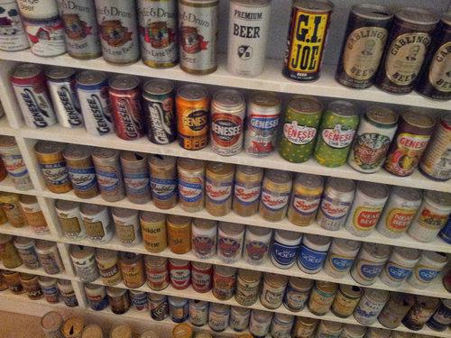 ビール缶のコレクション 006