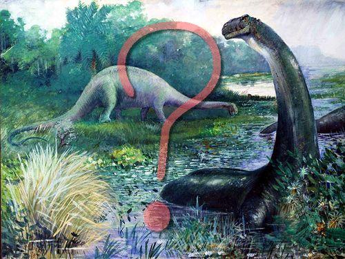 ミニサイズのブロントサウルス00