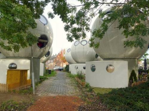 オランダのカプセルハウス05
