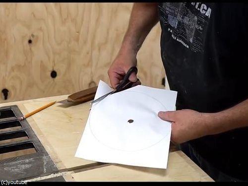 紙で木を切断01