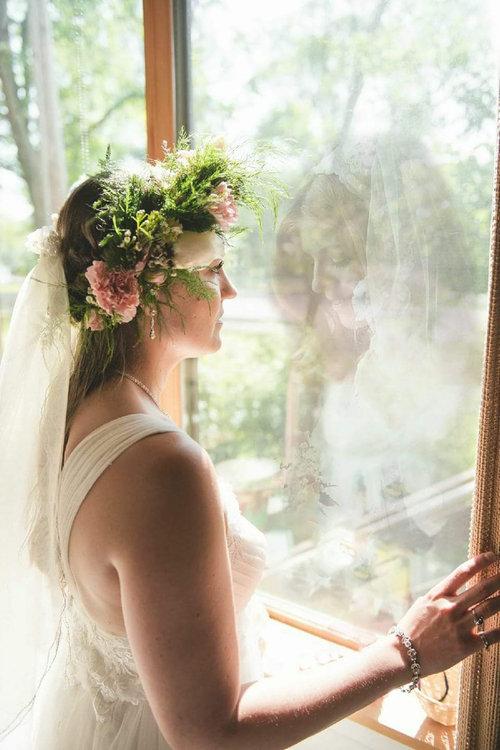 妹の結婚式の写真に亡くなった母が登場した02