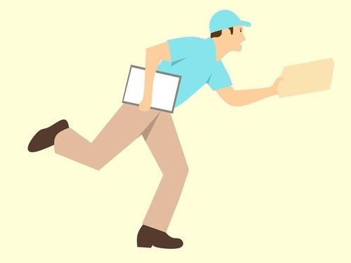 毎日17kmも歩く郵便配達員
