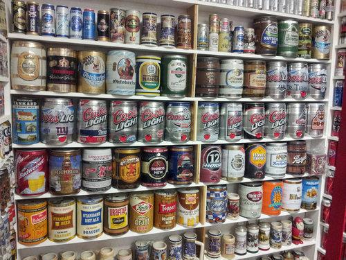 ビール缶のコレクション 024