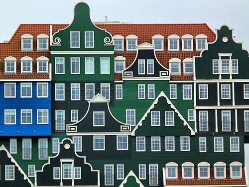 オランダのユニークな建物00