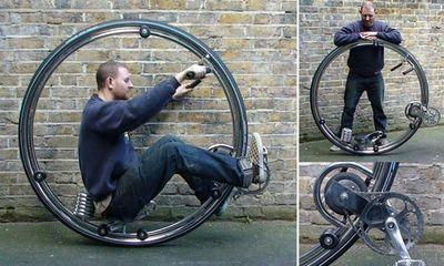 一輪車12