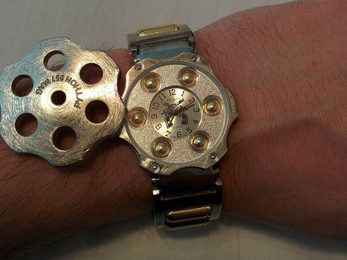 ユニークな腕時計18