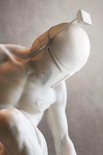 スターウォーズをギリシャ彫刻風に03