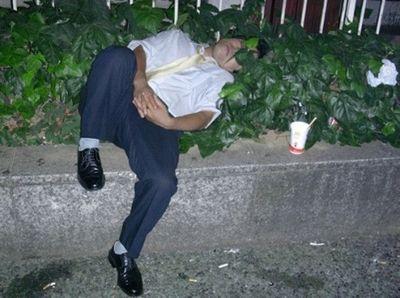 眠たい日本人16
