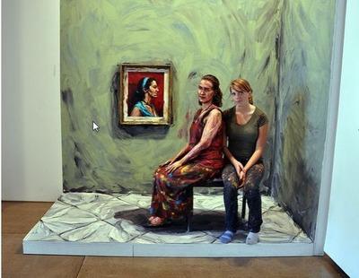 生身の絵画11