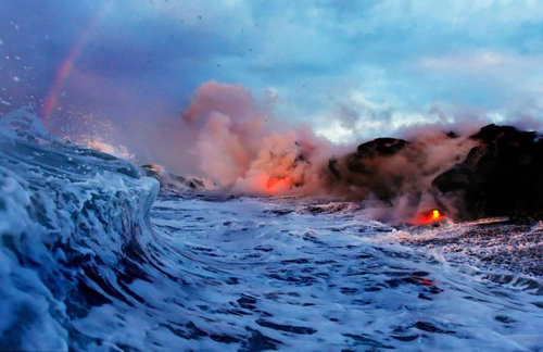 火山撮影02