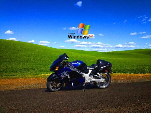 Windows XPの景色04