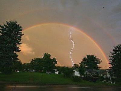虹と雷00