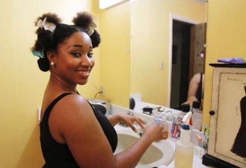世界一のアフロ女性06