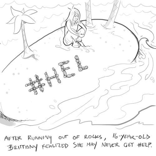無人島からの救助04
