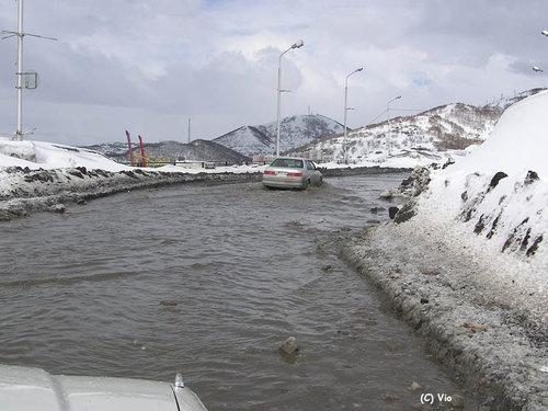 ロシアの普通の冬12