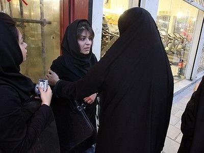 イラン女性01