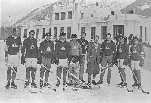 第1回1924年の冬季五輪06