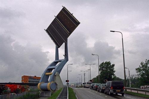 オランダの橋がすごい03