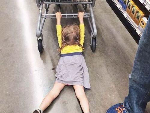 買い物が嫌いな子供たち00