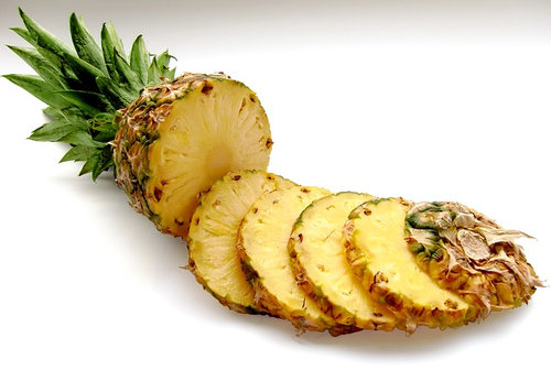 パイナップルのトリビア01
