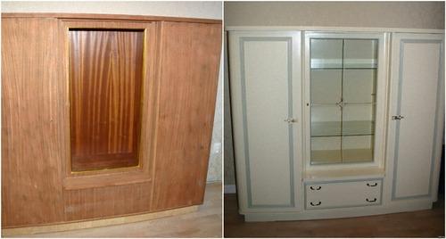 旧ソ連の家具をリメイク07
